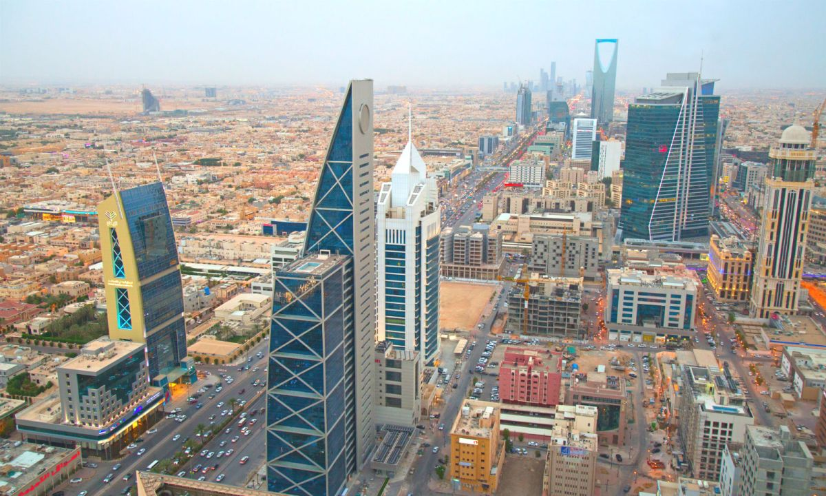 Riyadh, capital of Saudi Arabia. Photo: iStock