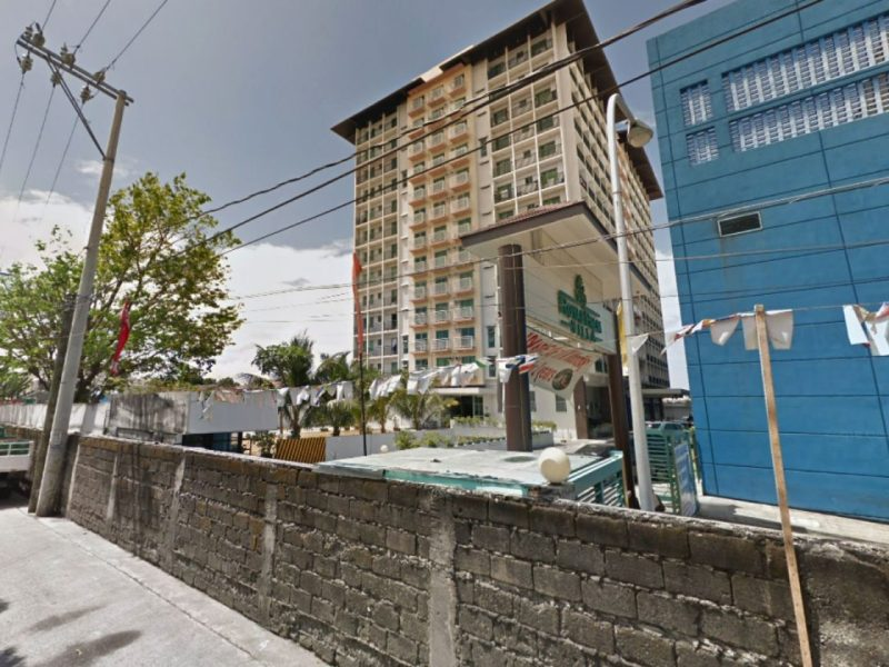 A Filipino migrant worker was allegedly conned into buying an apartment at Royal Palm Villa in Las Piñas City, Philippines. Photo: Google Maps
