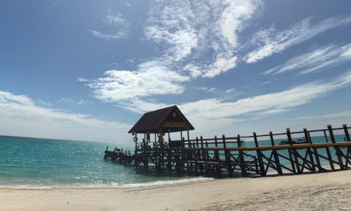 Pulau Mengalum. Photo by Google Maps