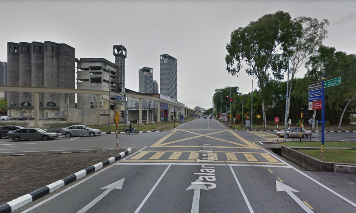 Jalan Tun Ali, Melaka, Malaysia. Photo: Google Maps