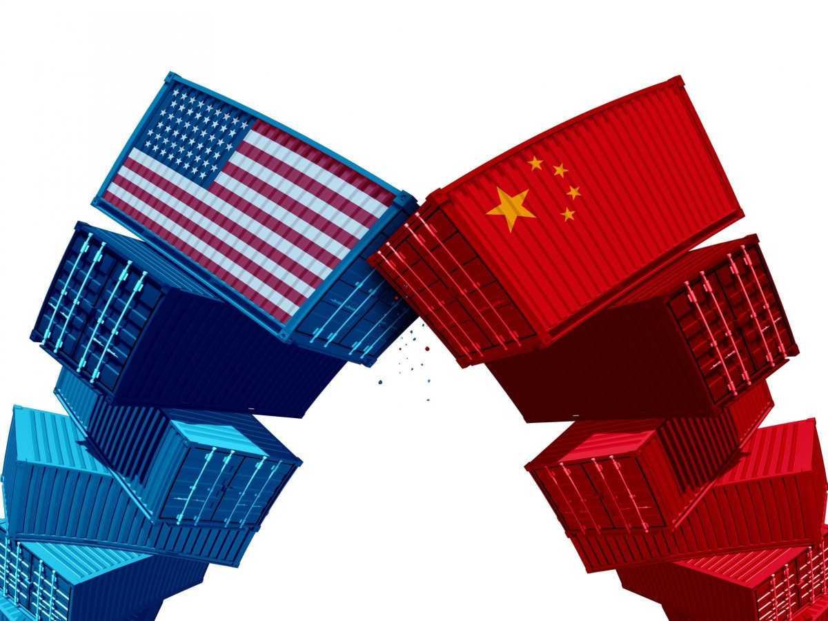 China's export drive to the United States is in full swing before tariffs kick in. Illustration: iStock