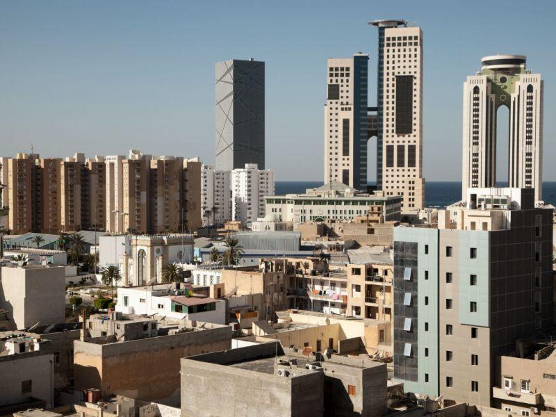 Tripoli, the capital of Libya. Photo: iStock