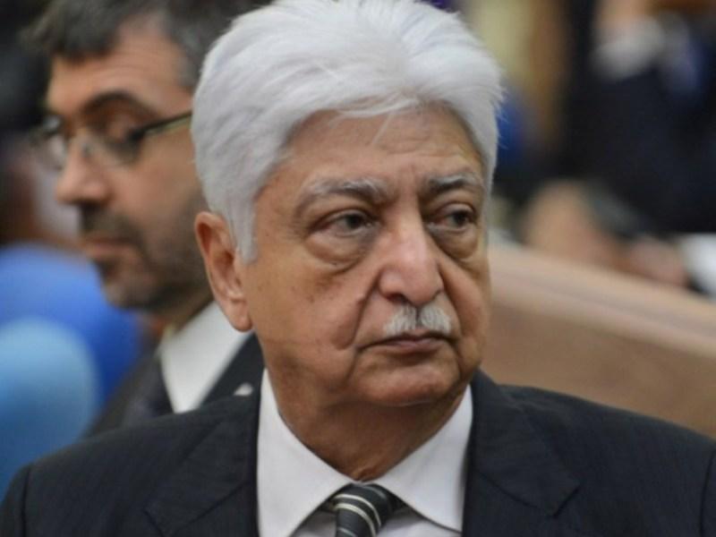 Wipro chairman Azim Premji: AFP