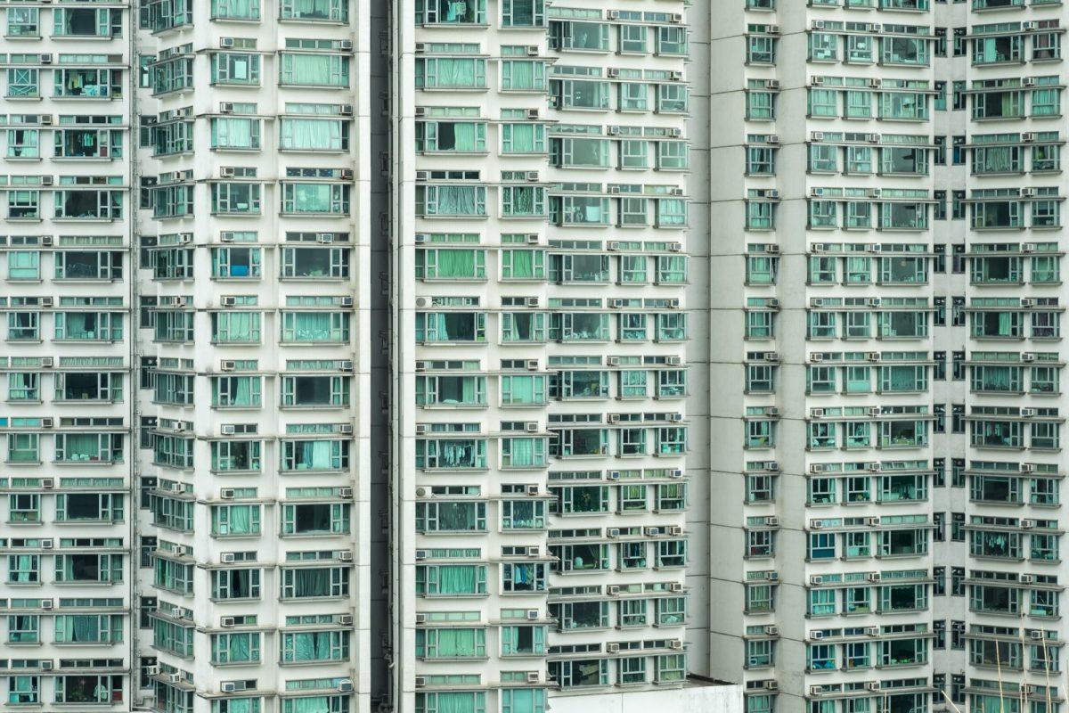 High-rise condos in Hong Kong. Photo: iStock