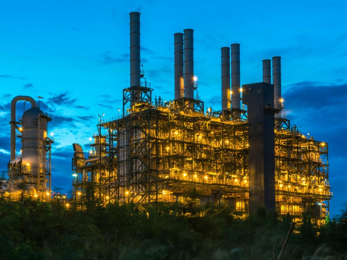 Petrochemical plant. Photo: iStock