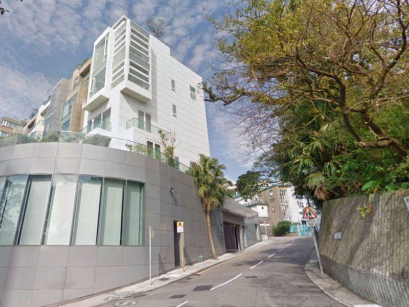 The Peak on Hong Kong Island is a popular tourist spot. Photo: Google Maps