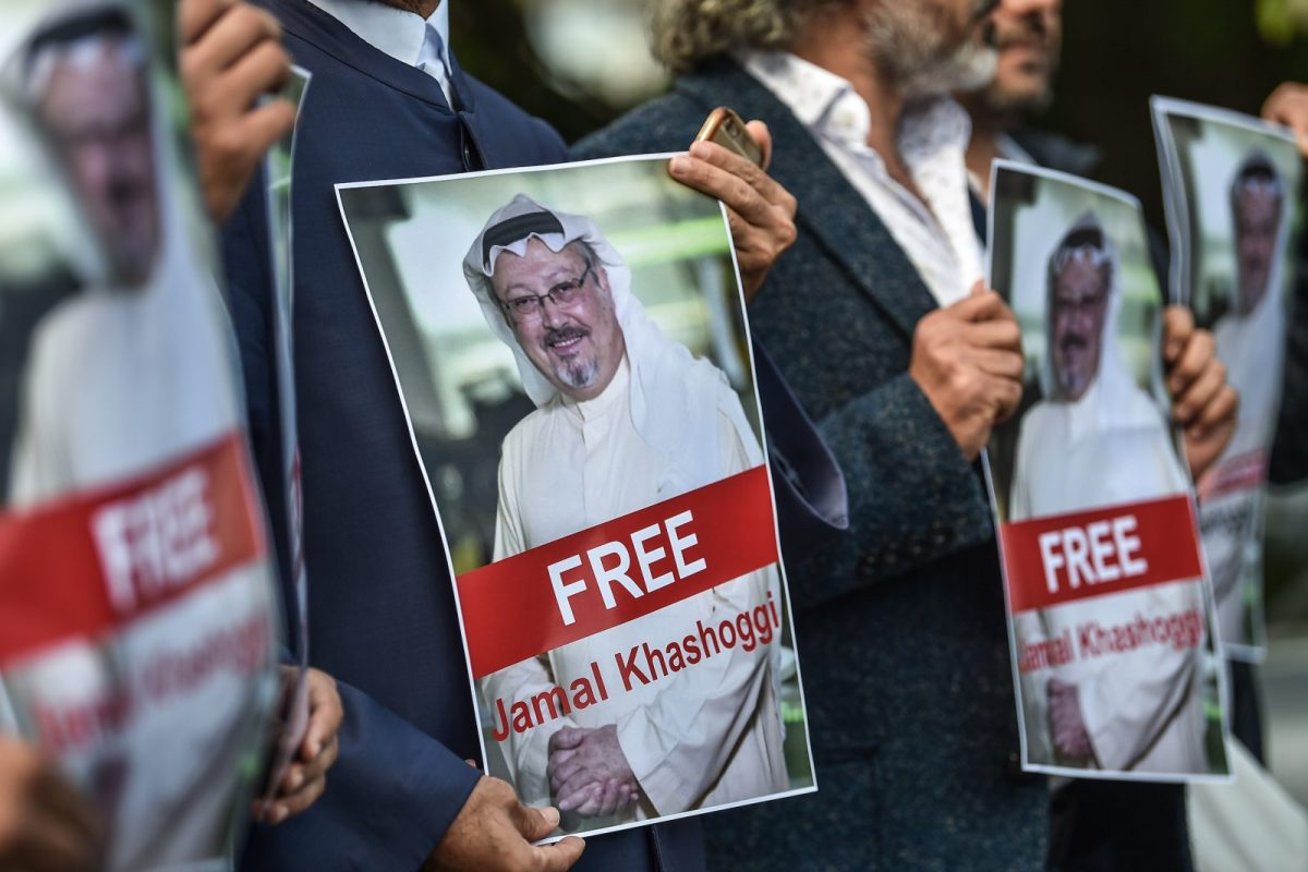 The Khashoggi affair has rocked the House of Saud and US policy in the Middle East. But questions are still being asked about what lays behind it. Photo: AFP
