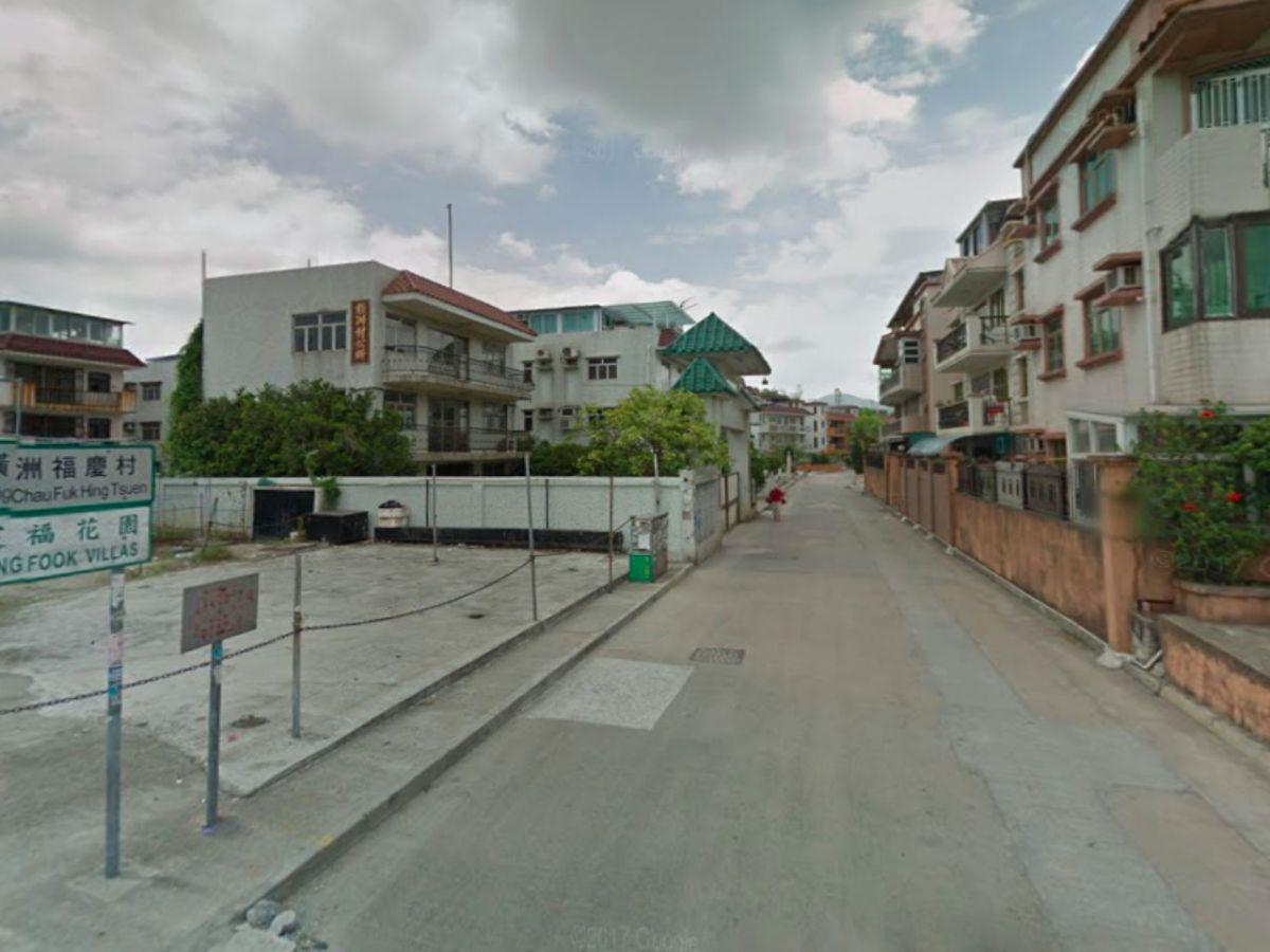 Wang Chau in Yuen Long, New Territories. Photo: Google Maps