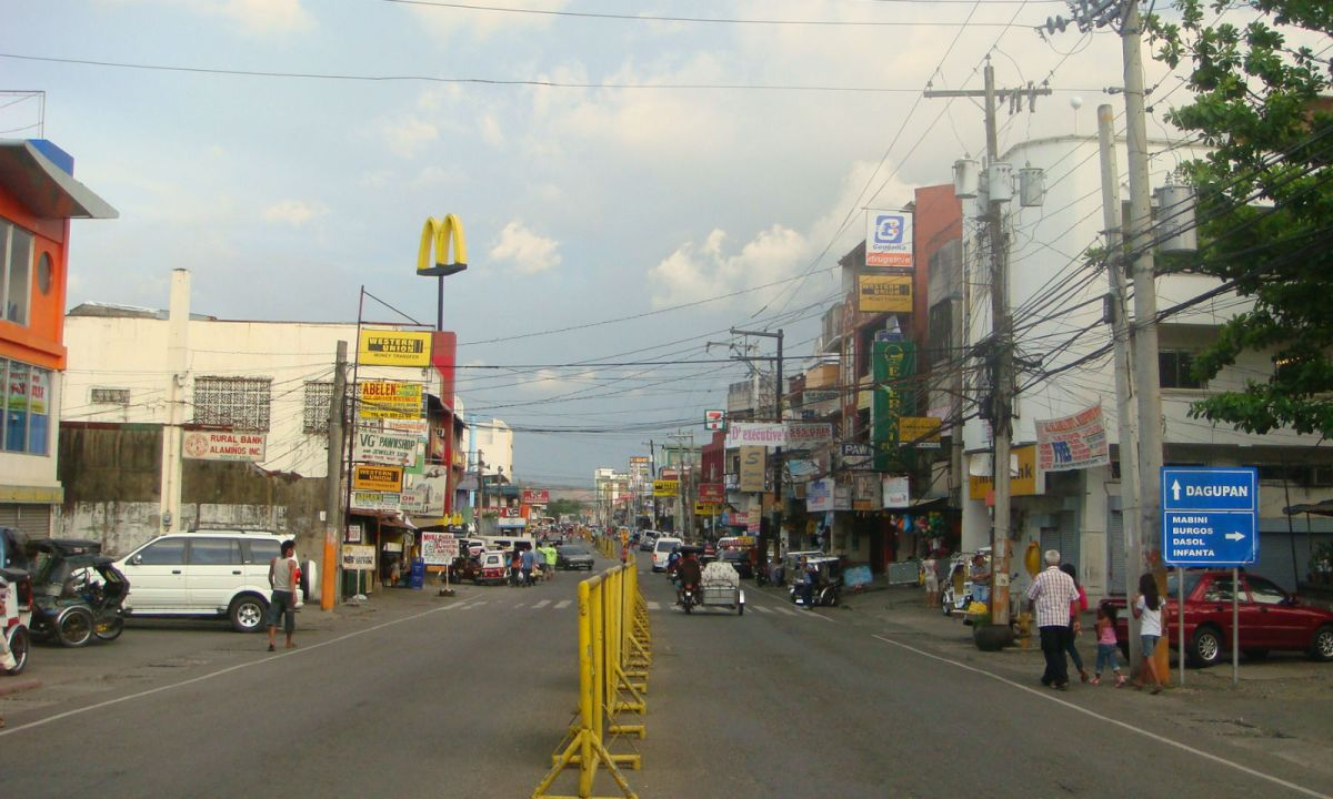 Alaminos City, Pangasinan in the Philippines. Photo: Wikimedia Commons
