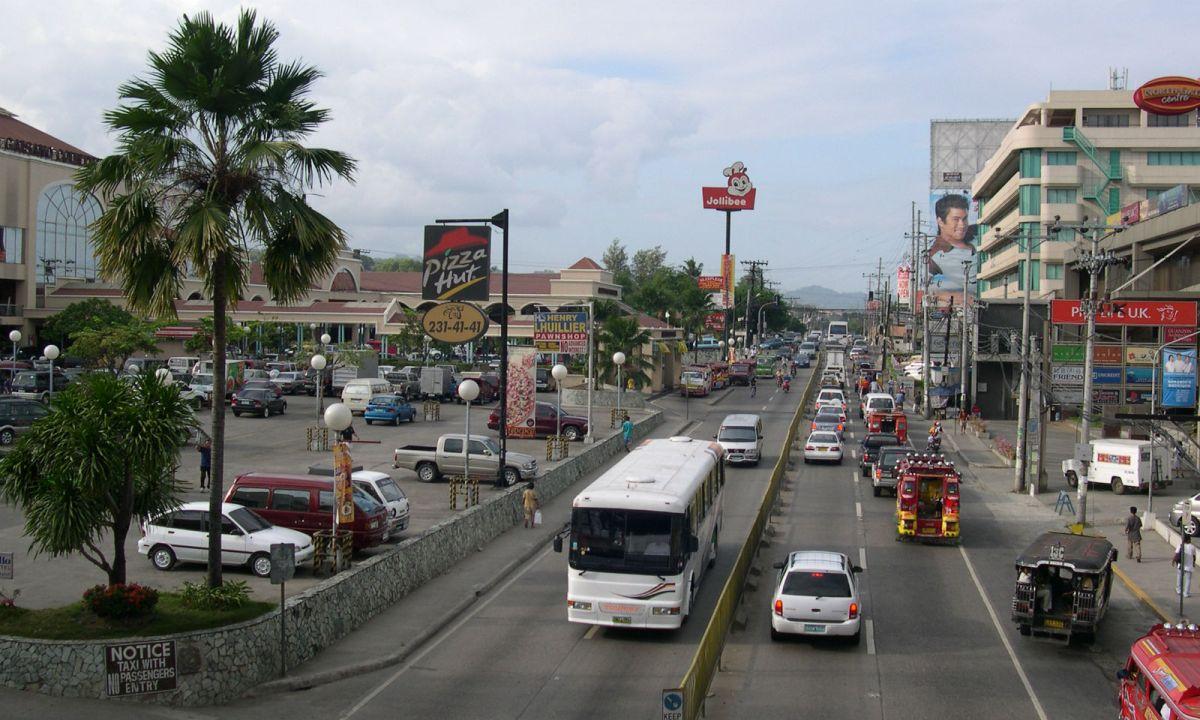 Cebu in the Philippines. Photo: Wikimedia Commons