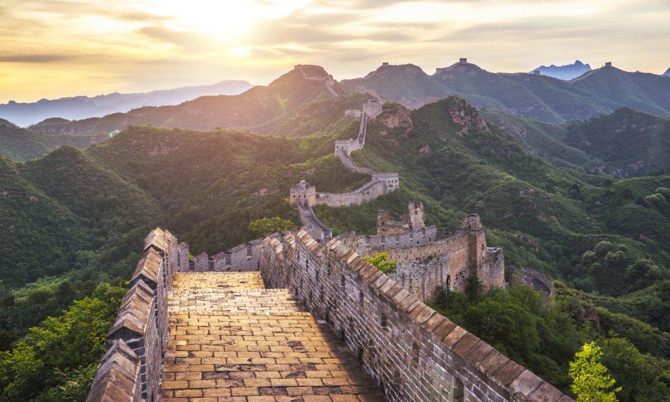 改革派希望打破中國私營企業的長城。相片:iStock