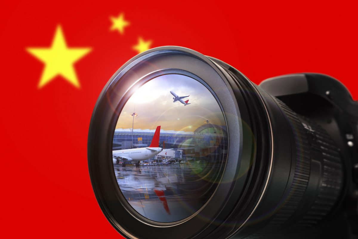 Chinese nationals have been accused of trying to get technology related to jet engines. Photo: iStock