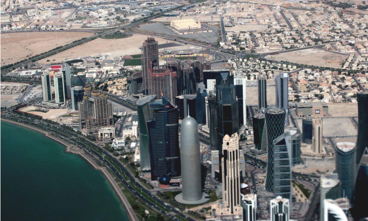 Doha, Qatar. Photo: Wikimedia Commons