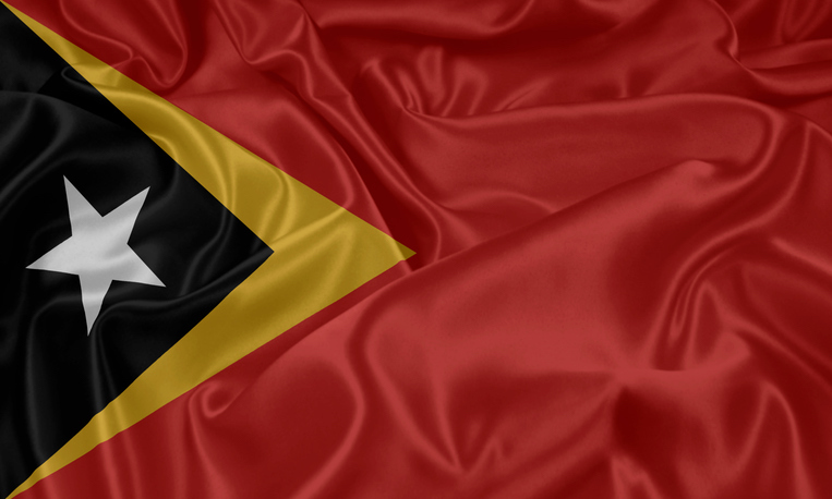 Flag of East Timor. Image: iStock
