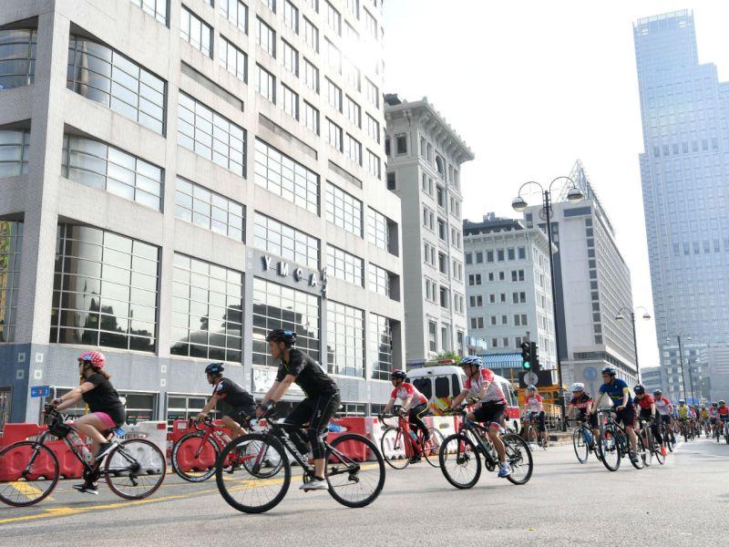 Tsim Sha Tsui, Kowloon. Photo: HK Government