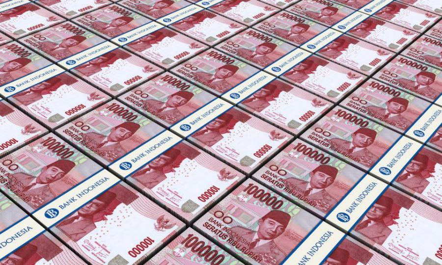 今年到目前為止,印尼盧比兌美元的匯率已經貶值超過10% 。相片:iStock / Getty Images
