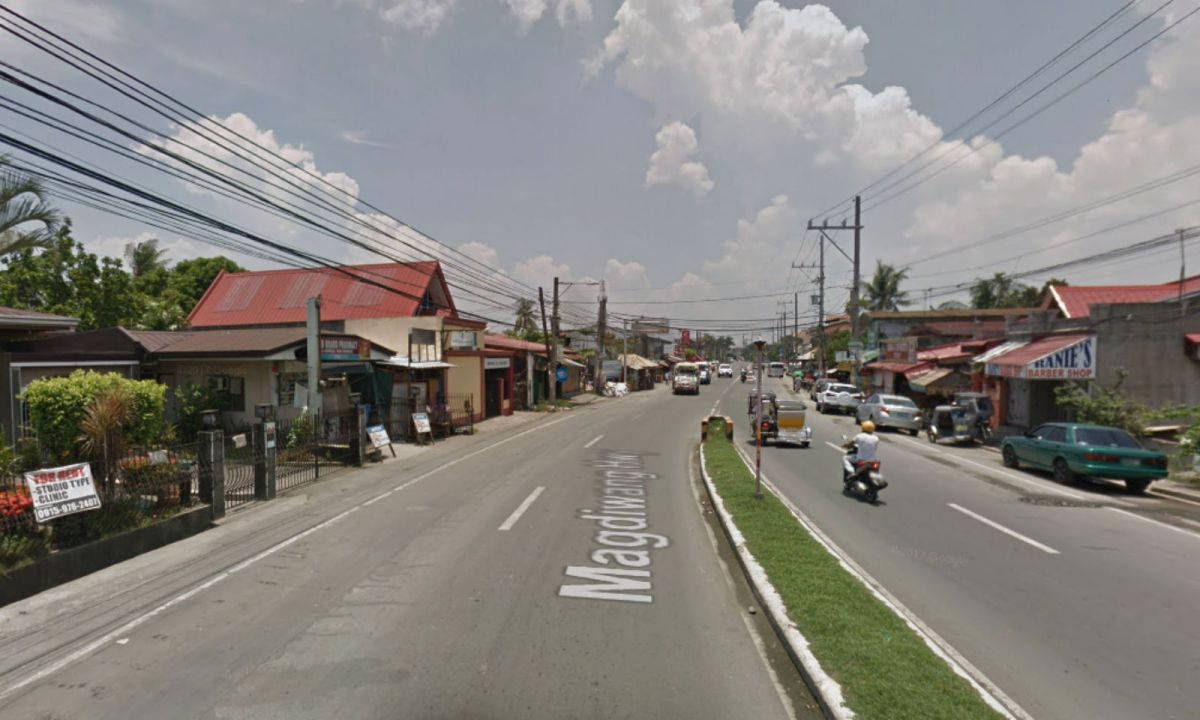 Kawit, Cavite in the Philippines. Photo: Google Maps