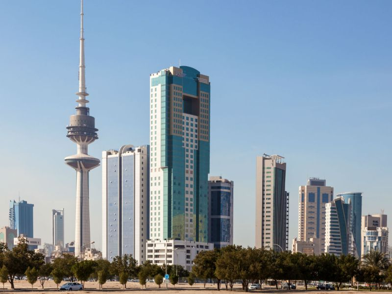 Kuwait where the domestic worker was locked in her employer's house. Photo: iStock