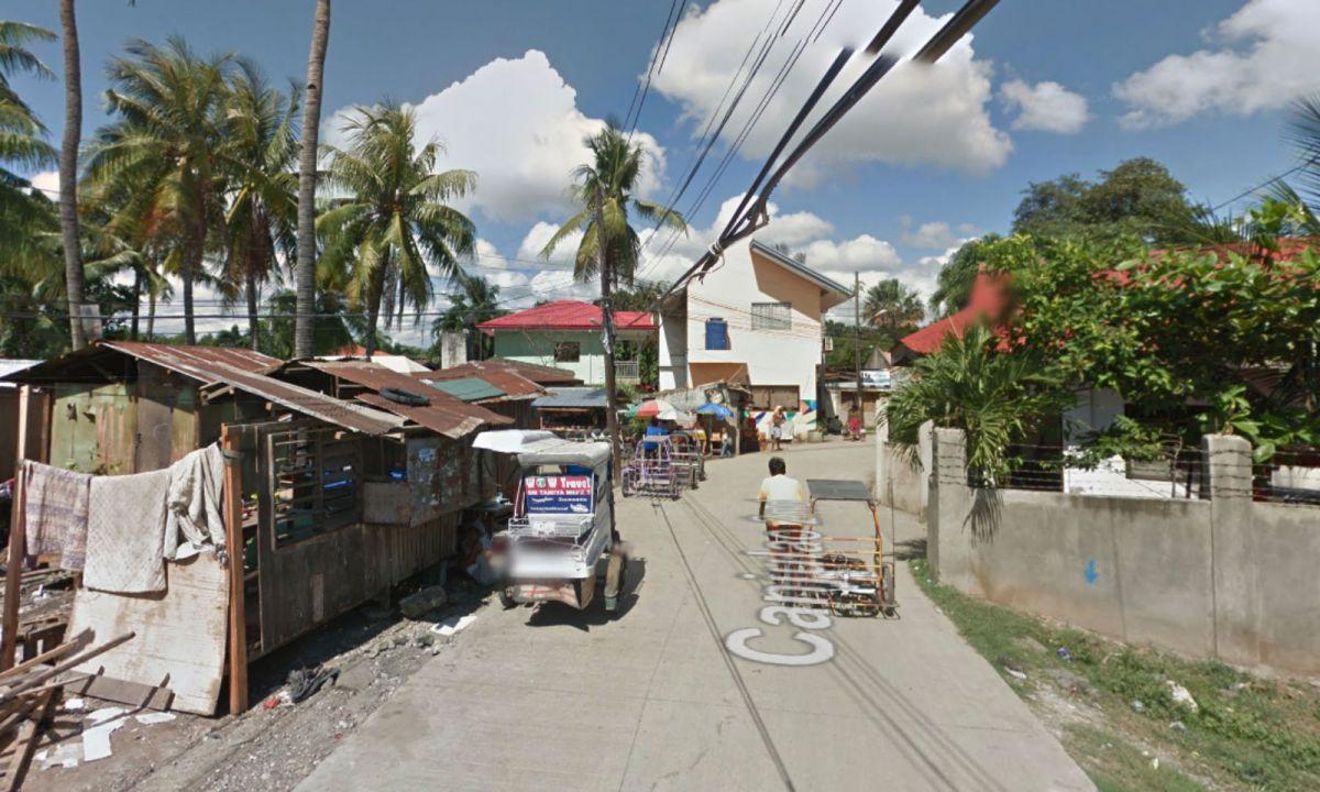 Barangay Canjulao in Lapu-Lapu City in the Philippines. Photo: Google Maps
