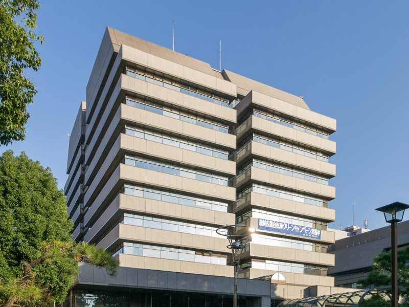 Minato Ward, Tokyo. Photo by Wikimedia Commons.