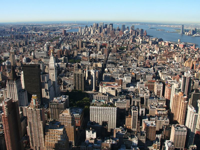 New York City in the United States. Photo: Wikimedia Commons
