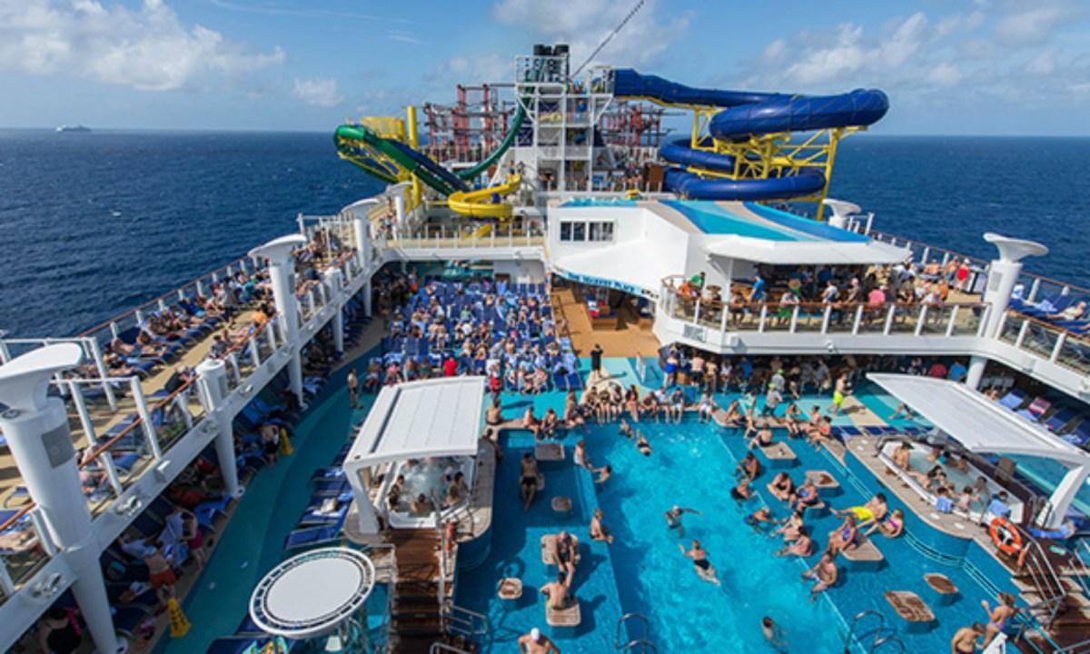 One of the Norwegian Cruise Line vessels. Photo: cruisecritic.com