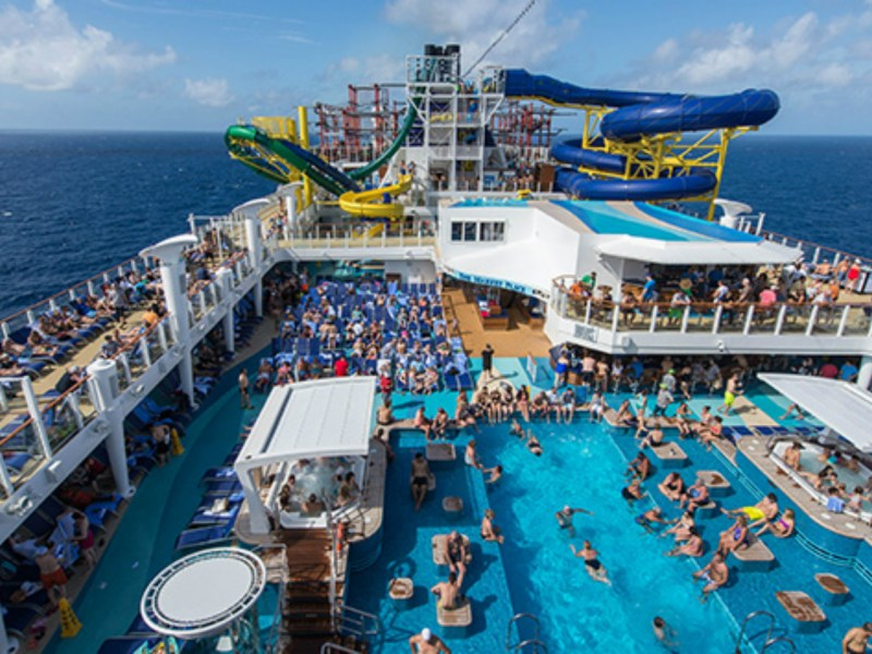 One of the Norwegian Cruise Line vessels. Photo: cruisecritic.com
