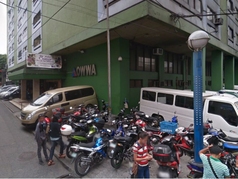 Overseas Workers Welfare Administration. Photo: Google Maps