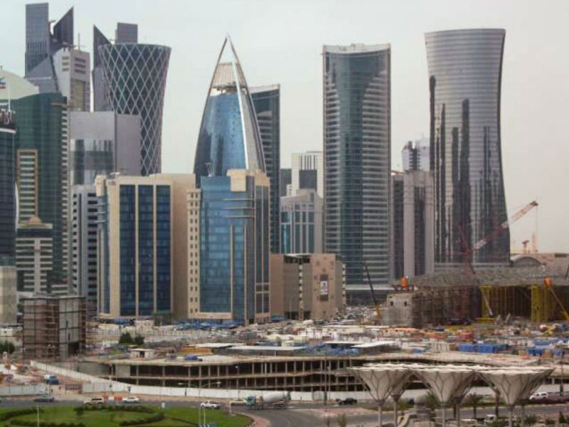 Doha, the capital of Qatar. Photo: Wikimedia Commons
