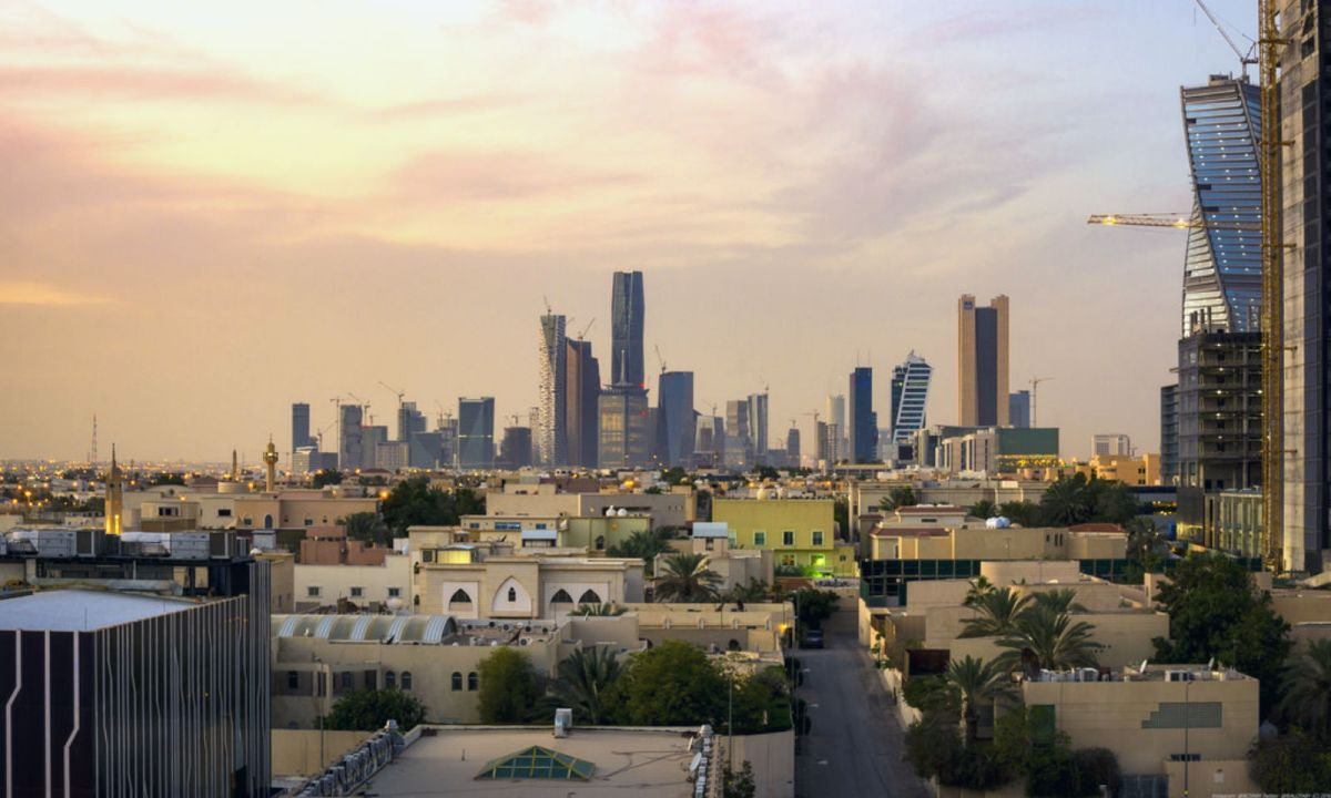 Riyadh, capital of Saudi Arabia. Photo: Wikimedia Commons