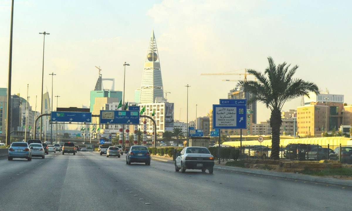 Riyadh in Saudi Arabia, where parties are not allowed. Photo: Wikimedia Commons