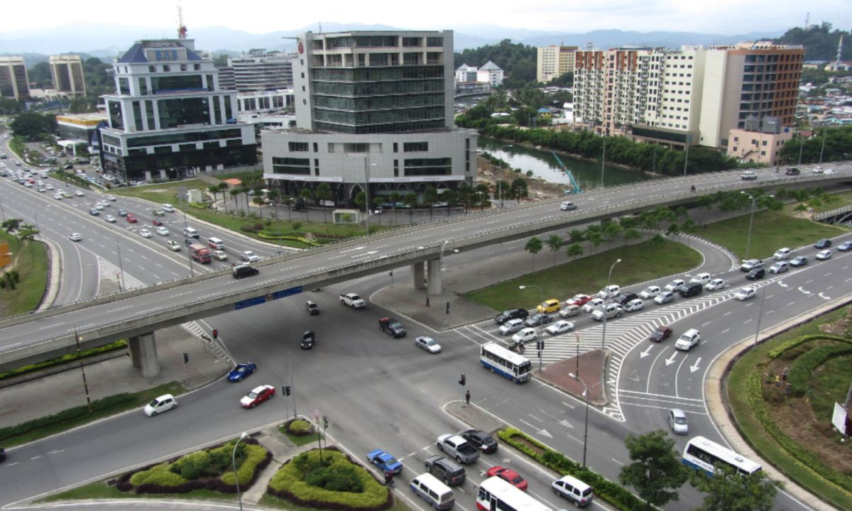 Kota Kinabalu, capital of Sabah in Malaysia. Photo: Wikimedia Commons