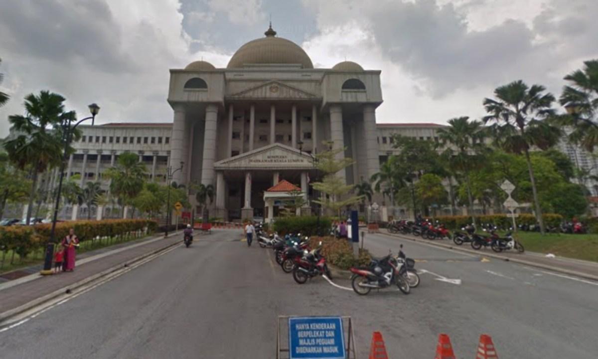 Kuala Lumpur High Court. Photo by Google Maps.