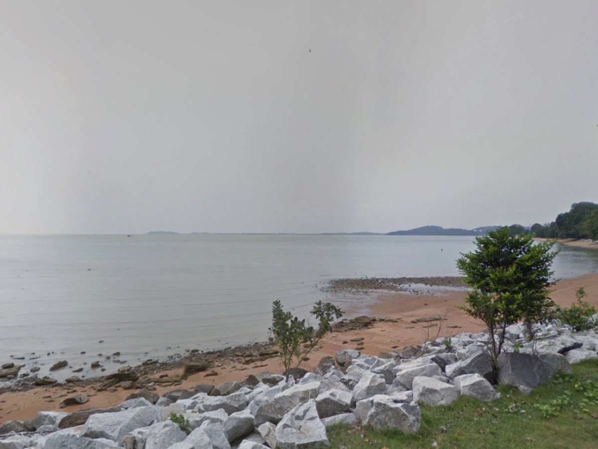 Kuala Sungai Baru in Malacca. Photo: Google Maps