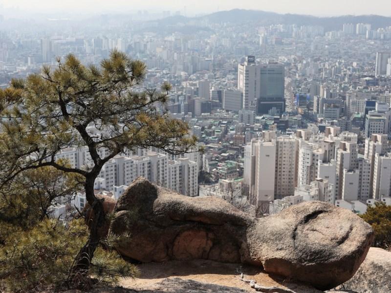 Seoul, the capital of South Korea. Photo: AFP/Maria Plotnikova/Sputnik