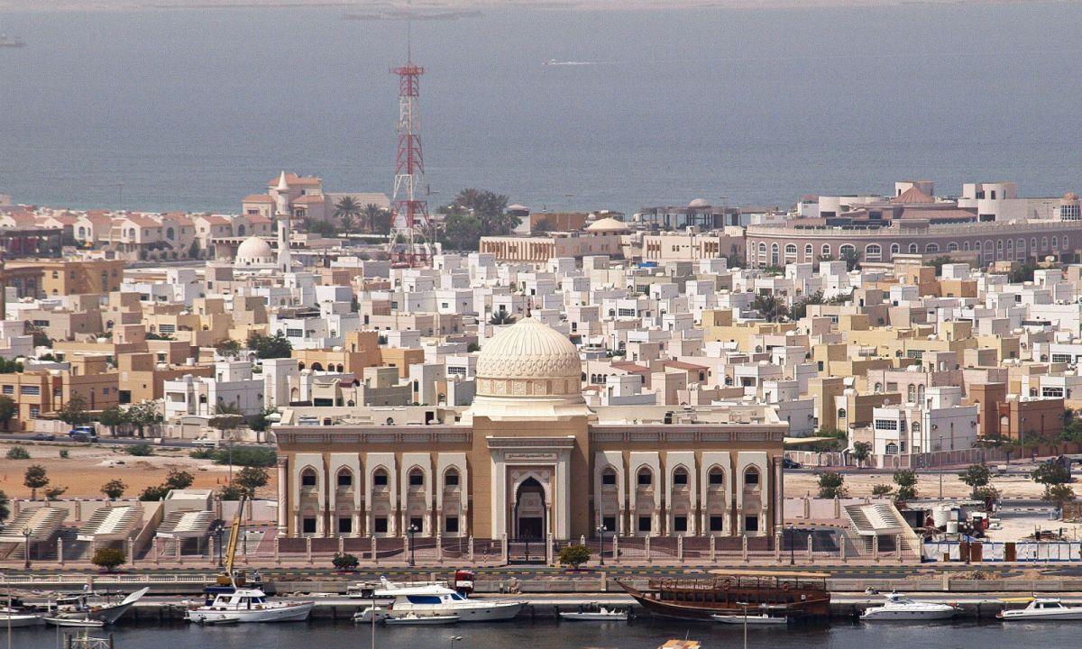 Sharjah, UAE. Photo: Wikimedia Commons