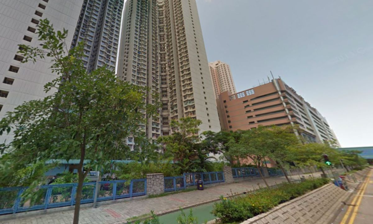 Tin Shui Wai in the New Territories. Photo: Google Maps