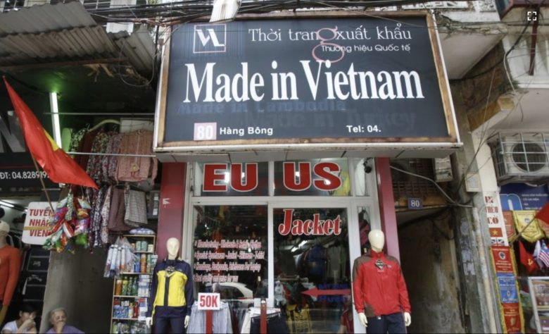Vietnam is angling to strike a delicate trade balance between the US and China. Photo: Reuters