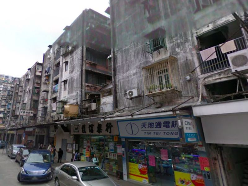 Iao Hon in Macau where the illegal clinic was. Photo: Google Maps