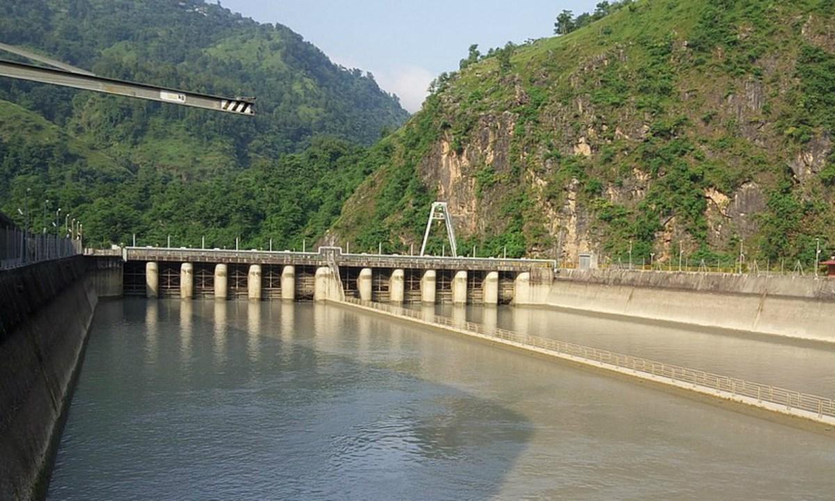 Kaligandaki Hydroelectric Power Station in Nepal. Photo: Wikimedia Commons, Eken7