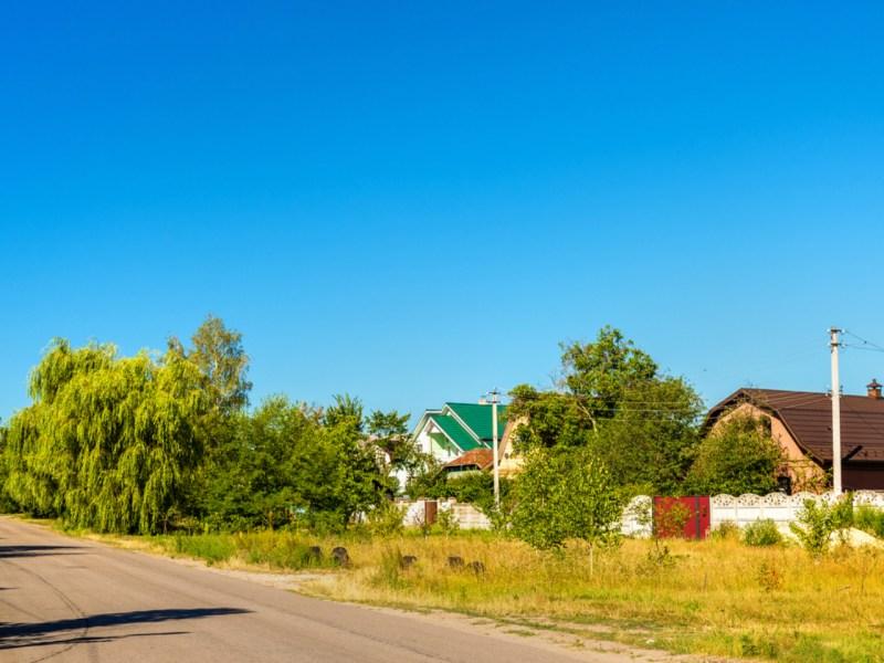 Hlevakha, Ukraine. Photo: iStock.
