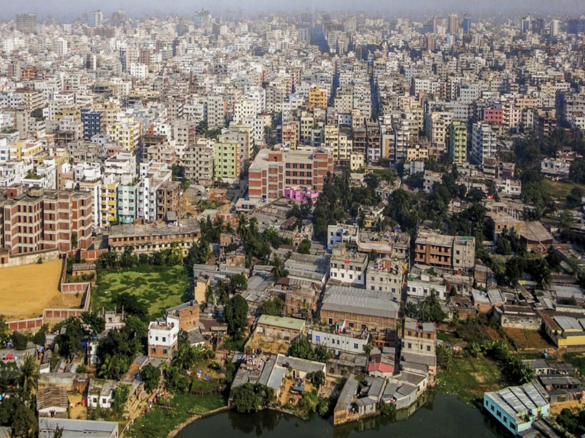 Dhaka, Bangladesh. Photo by iStock.