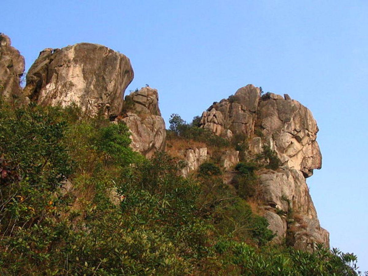 Lion Rock Hill, Hong Kong. Photo: Wikimedia Commons