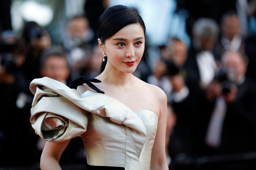 Chinese movie star Fan Bingbing. Photo: Weibo