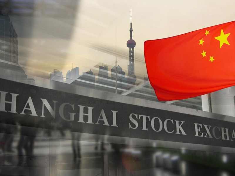 Shanghai shares are now below 2015 levels. Photo: iStock