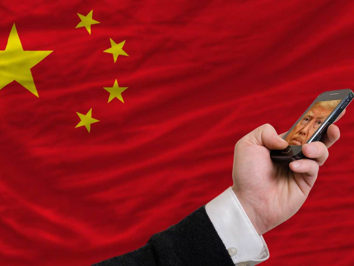 Does China have Trump's number? Photo illustration: iStock, AFP