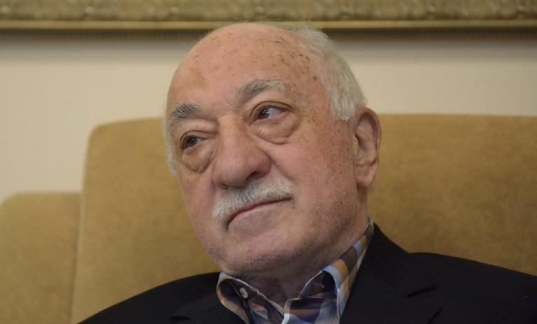 Turkish preacher Fethullah Gülen at his home in Pennsylvania. Photo: DPA