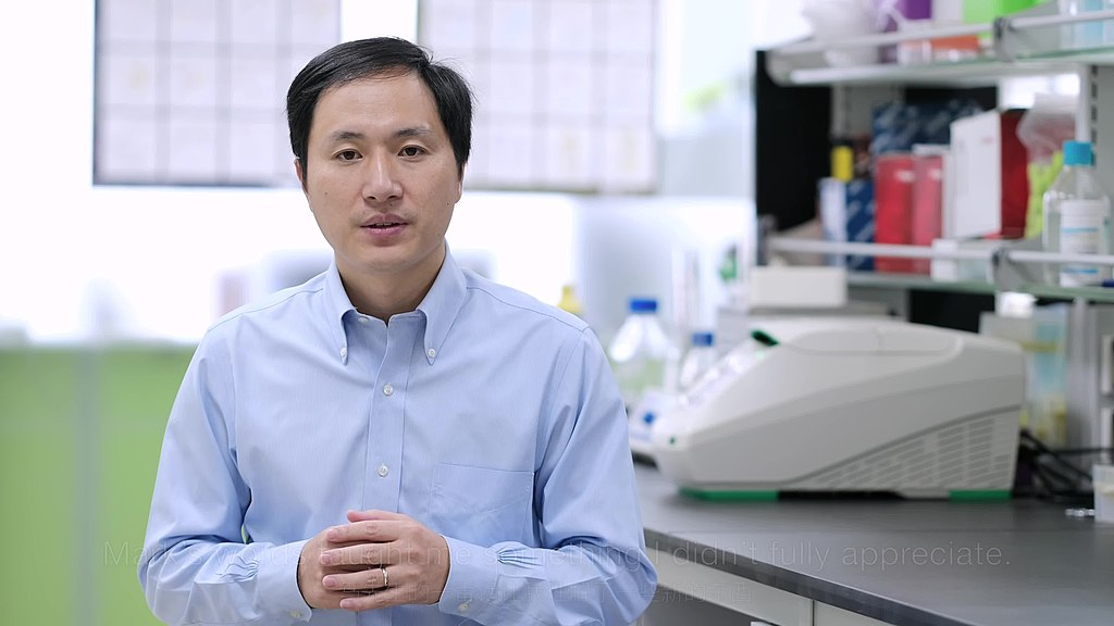 Chinese biologist He Jiankui has shown no remorse despite the backlash. Photo: Twitter