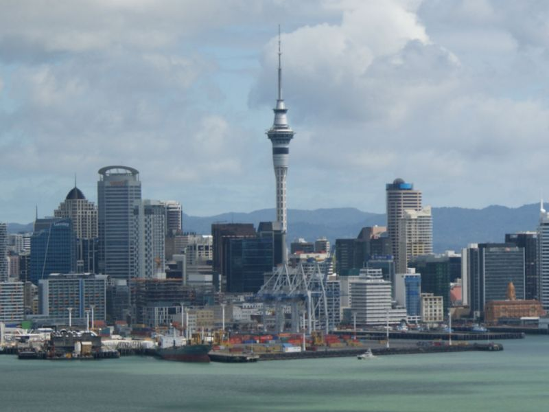 Auckland, New Zealand. Photo: Wikimedia Commons