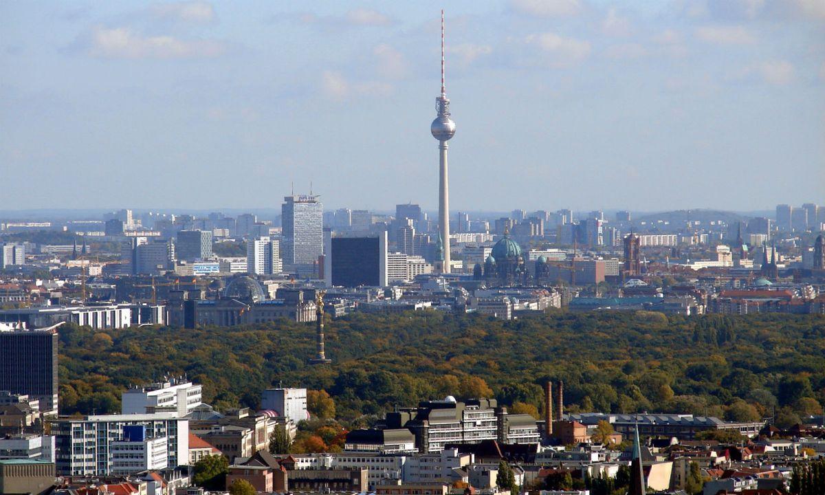 Berlin in Germany. Photo: Wikimedia Commons